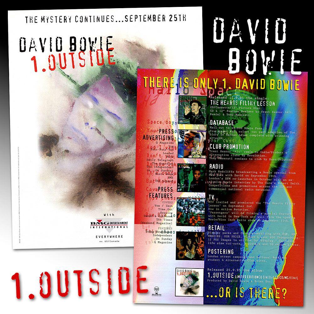 Pin By Mr Touchshriek On David Bowie Outside Tour 1995 96 David Bowie Bowie David Bowie Outside