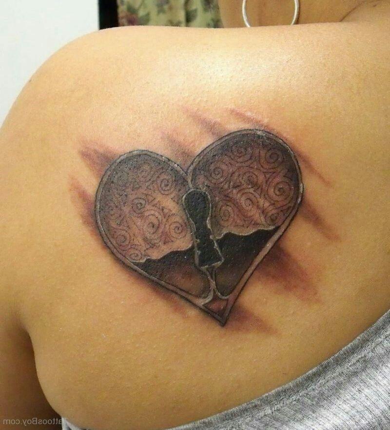 23++ Astonishing Cold heart tattoo designs ideas