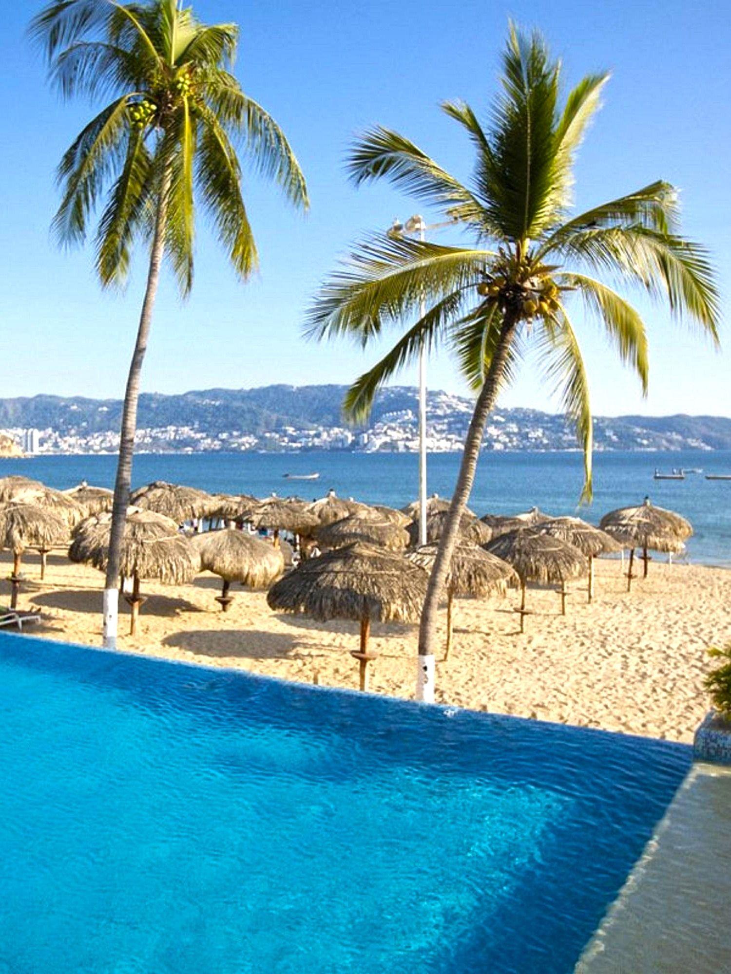Beach View Acapulco