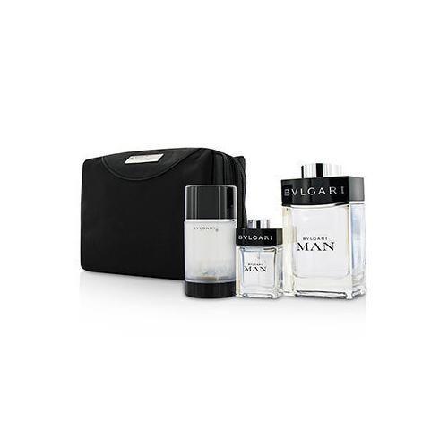 Man Coffret: Eau De Toilette Spray 100ml/3.4oz + Travel Spray 15ml/0.5oz + Deodorant Stick 75ml/2.7oz + Travel Pouch 3pcs+pouch  #vintage #xl #new #colors #xxl #hot #popular #comfortable #xxxl #black