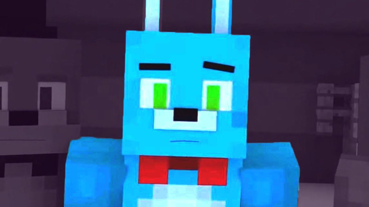 Five Nights at Freddy's Minecraft Animation: Survive The