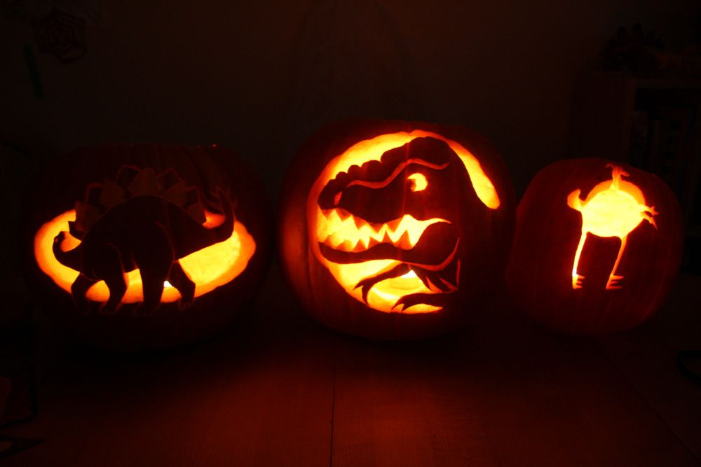 Dinosaur Train Carved Pumpkin   Google Search