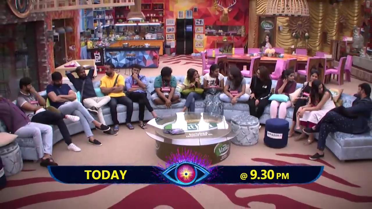 Bigg Boss Telugu Season 2-Episode 16 updates 3rd elimination