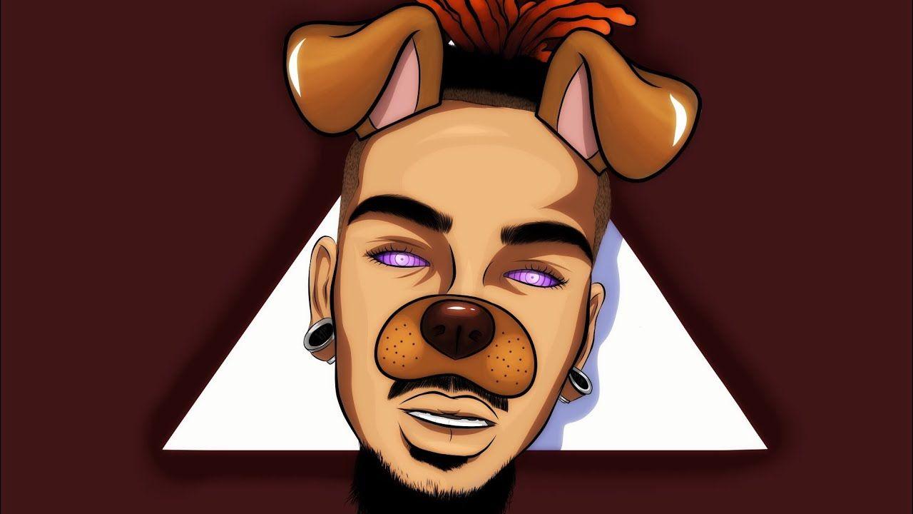 Snapchat Filters Tumblr Drawings Dog Filter Teenage Drawings