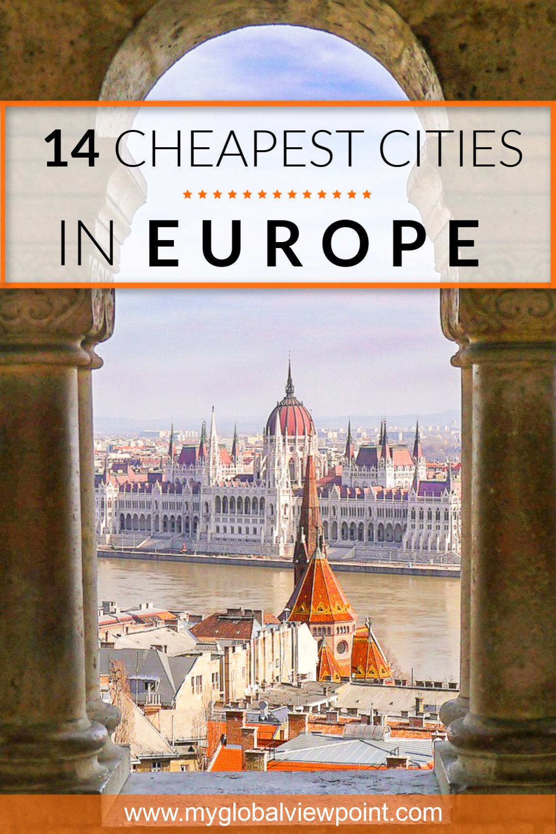 Cheapest Cities In Europe You Should Visit Right Now Cities In Europe Europe Travel Backpacking Europe