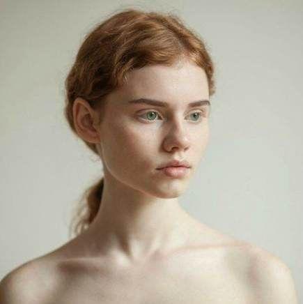 15 trendige Malerei Porträt Ideen Gesichter Fotografie