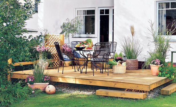 Bildergebnis Fur Terrasse Erweitern Gardening