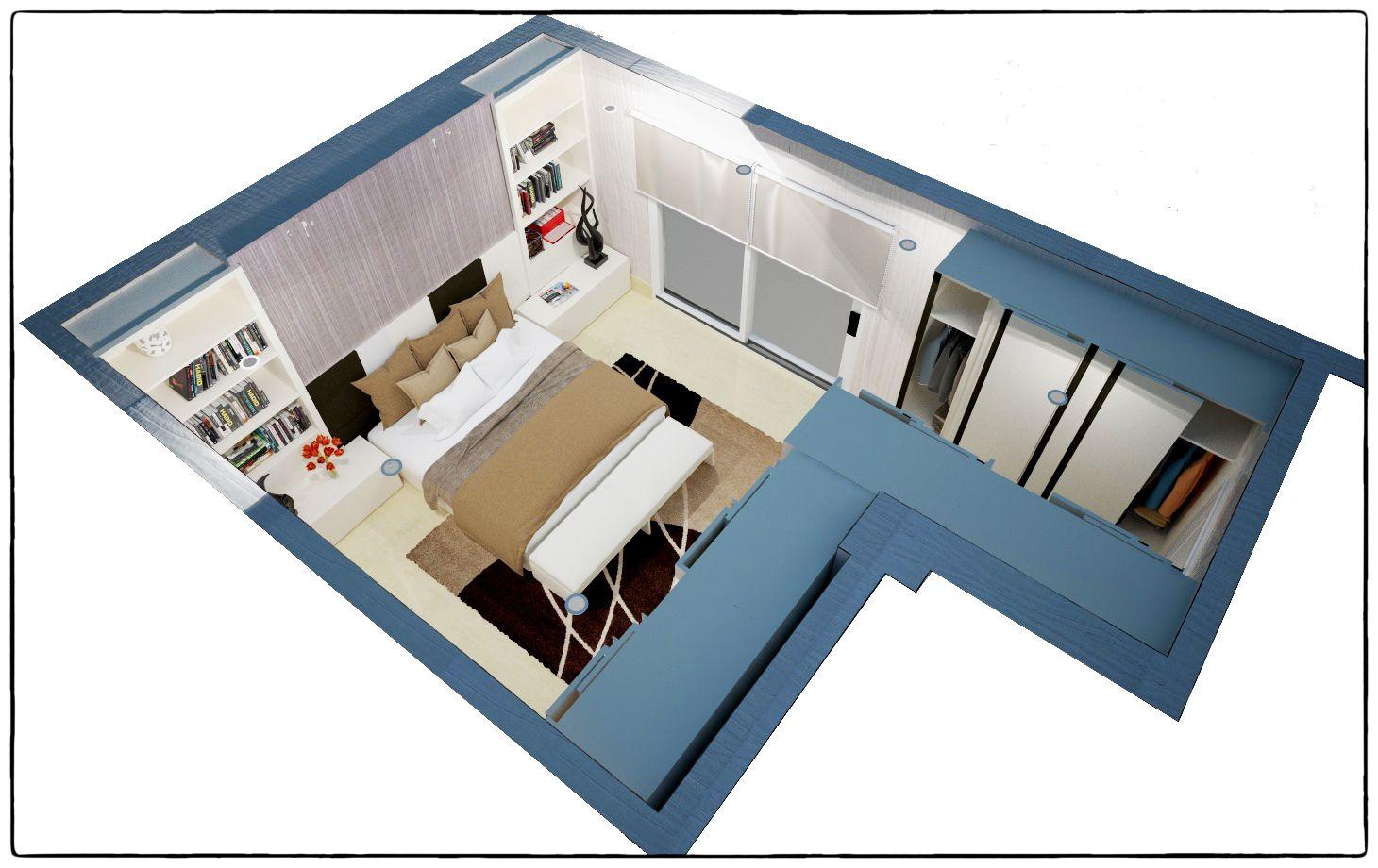 Foto 1 Dormitorio privado