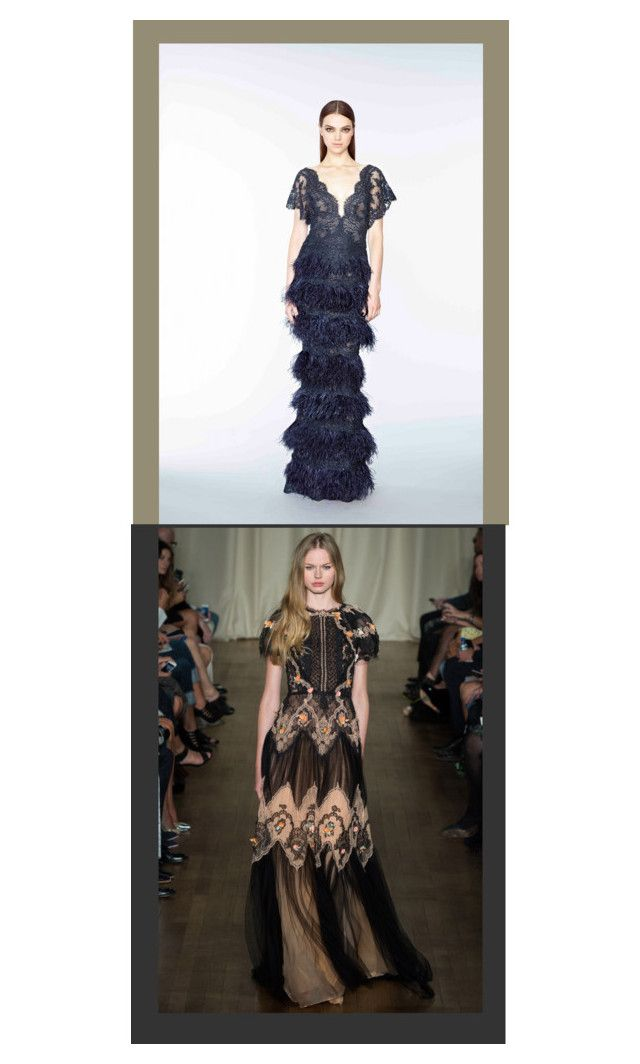 """""""Marchesa Magic """" by itshallbe on Polyvore featuring beauty and Marchesa"""