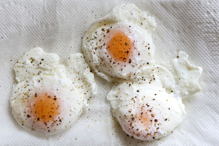 Perfectly Poached Eggs The Food Lovers Primal Palate