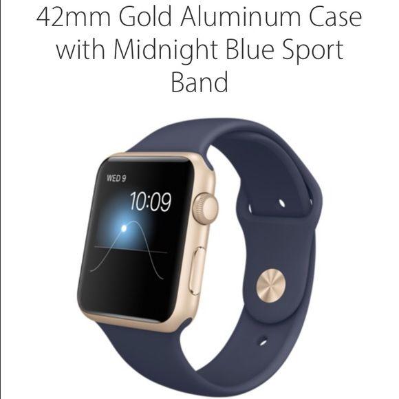 quality design 1b903 cfc9c Apple Watch! NWT! Never opened! Apple Watch! NWT! Never opened! 42mm ...