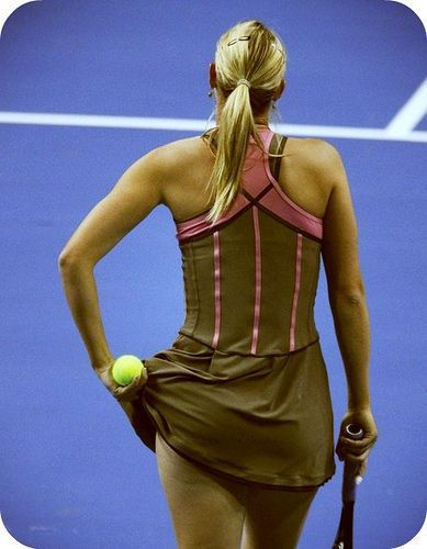 Nike Dri Fit Maria Sharapova Tennis Dress Small Brown Pink Corset Smoke Nike Sharapova Tennis Dress Tennis Dress Pink Corset