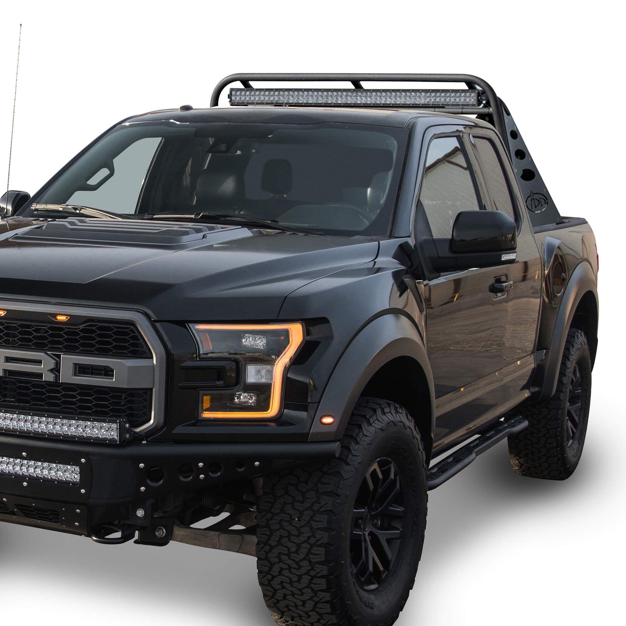 Buy Ford Raptor Chase Rack Lite 2017