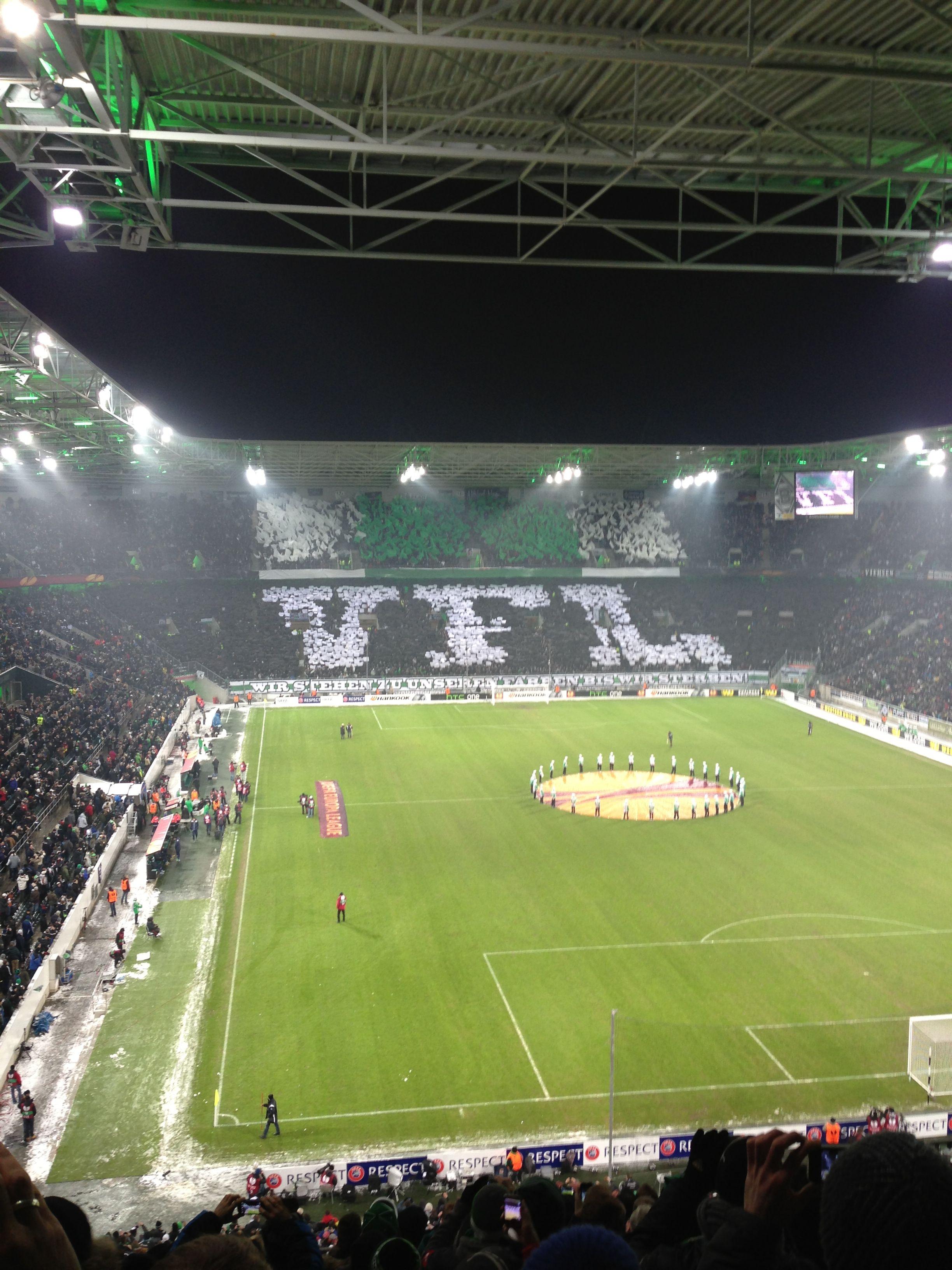 Borussia Monchengladbach Stadion Im Borussia Park 09 Borussia Monchengladbach Borussia Vfl Borussia Monchengladbach