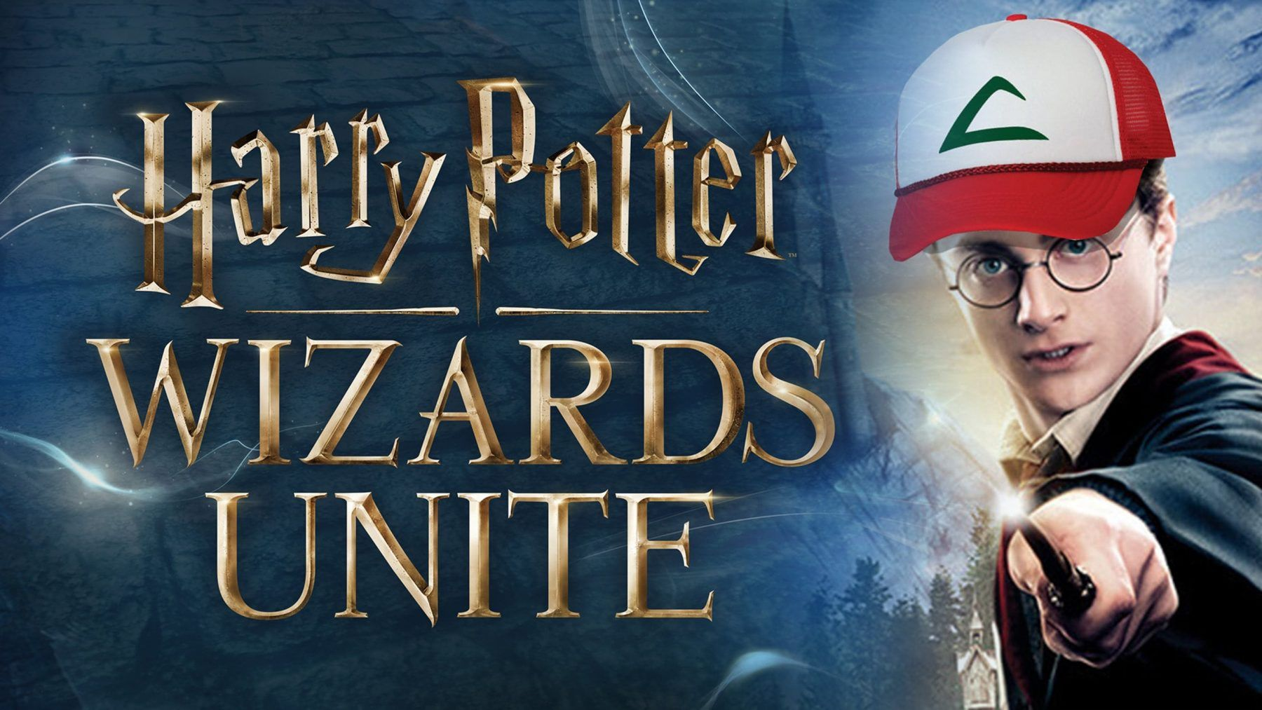 Harry Potter Wizards Unite Hd Wallpapers 7wallpapers Net Harry Potter Potter Harry