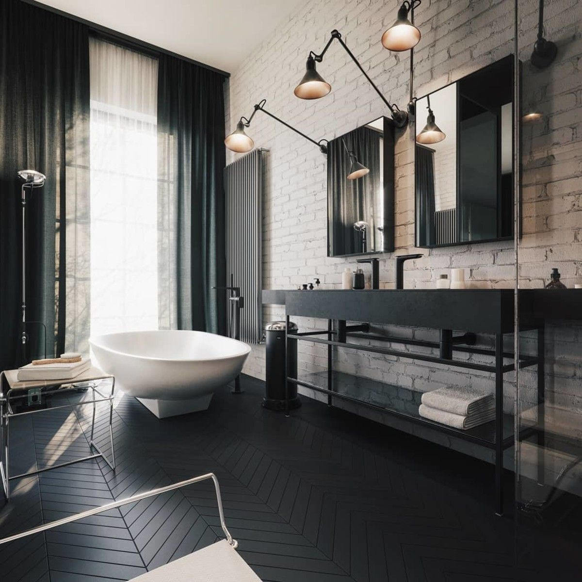 Minimal Interior Design Inspiration  6  Bathroom interior