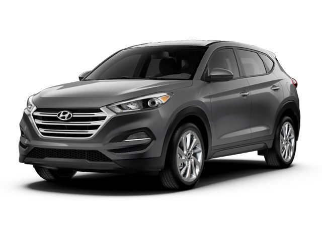 Luxury Tucson Limited 2017