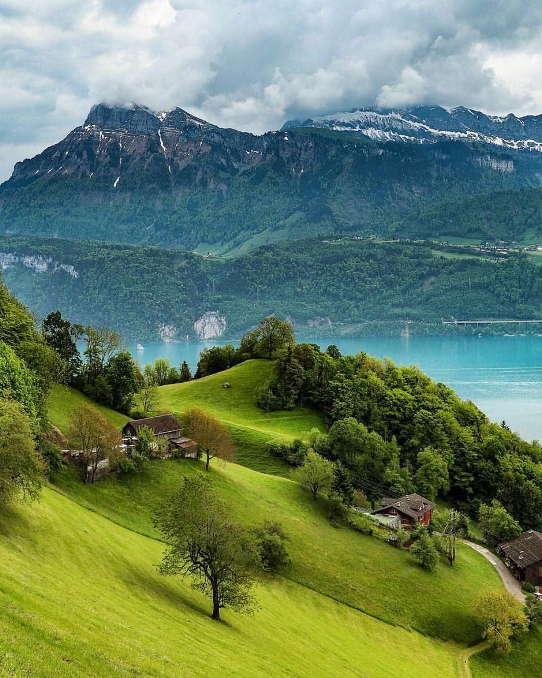 K Likes Comments SWITZERLAND VACATIONS Switzerland - 11 cities to visit on your trip to switzerland