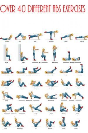 como bajar tripa ejercicios