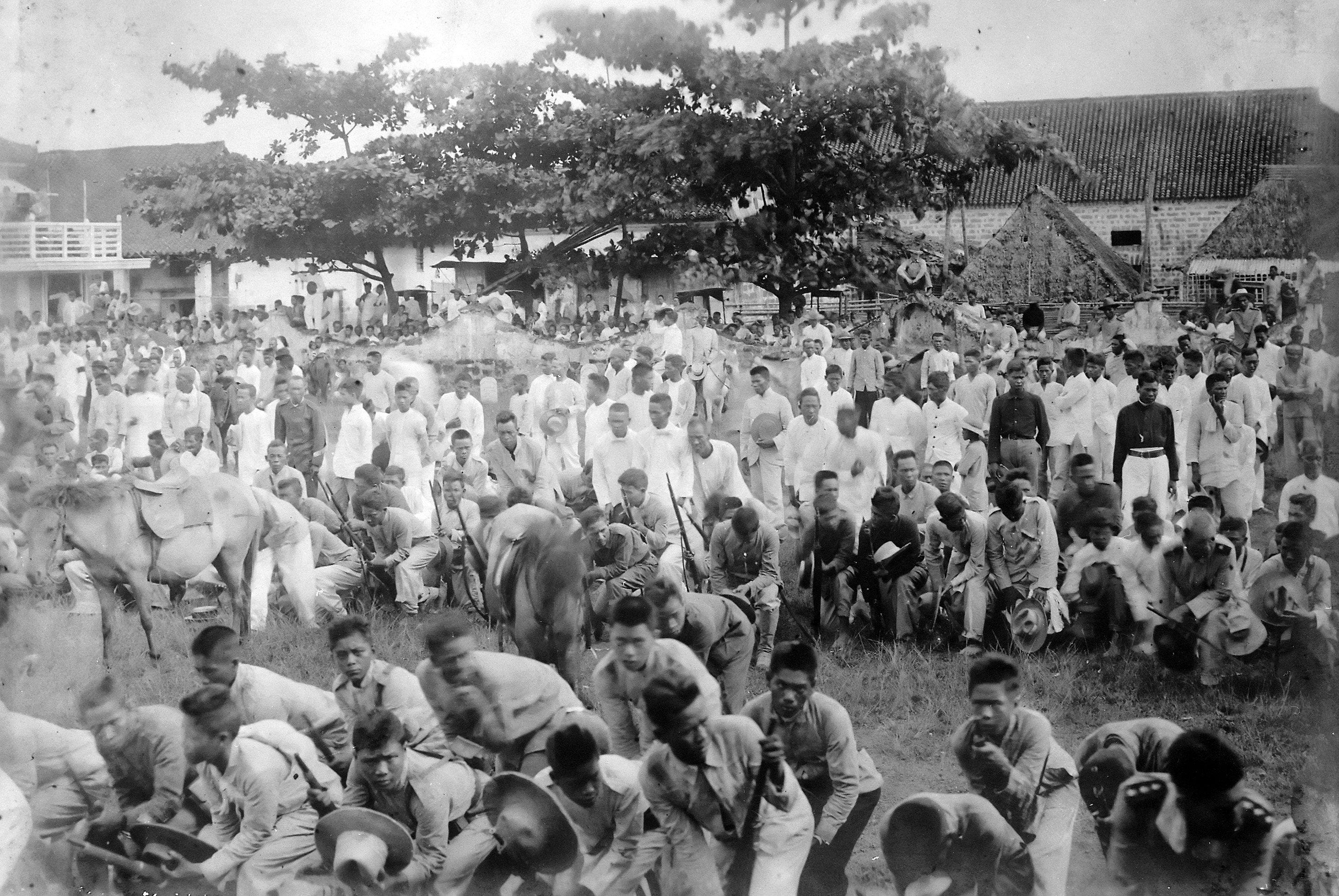 1902 Philippine Organic Act The Spanish American War American