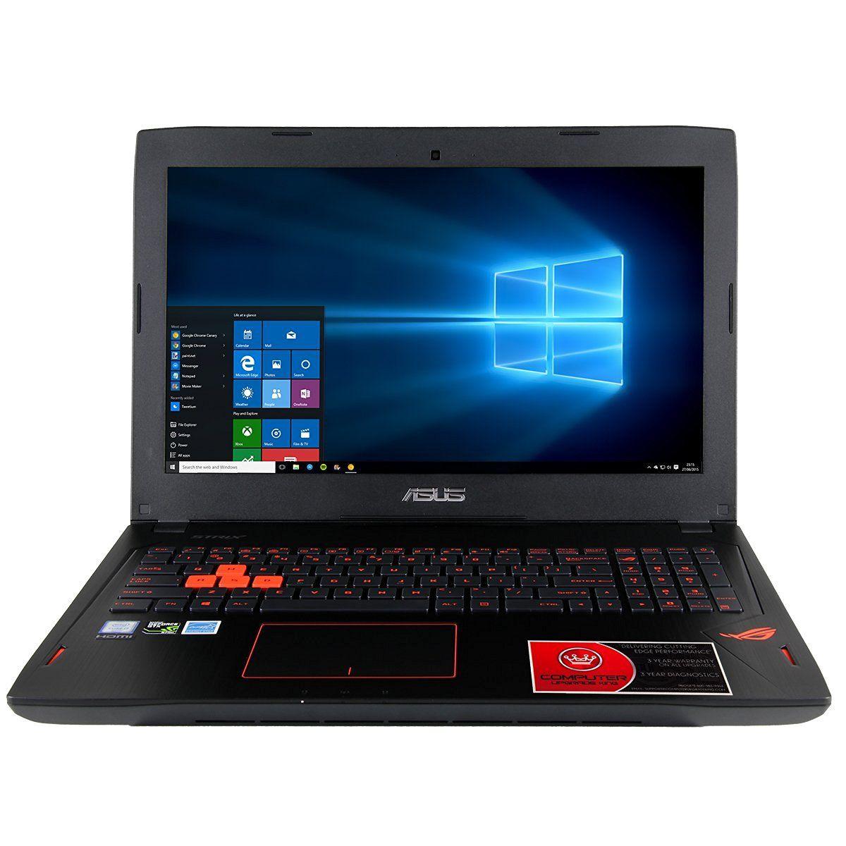 ASUS ROG GL502VS gaming laptop review | Computers | Pinterest
