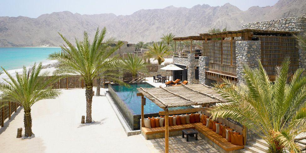 Six Senses Zighy Bay, Khasab, Oman