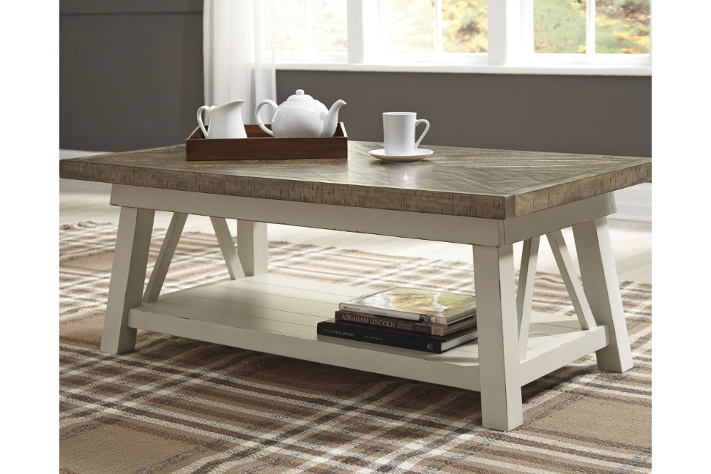 Stownbranner Coffee Table Ashley Furniture Homestore Coffee