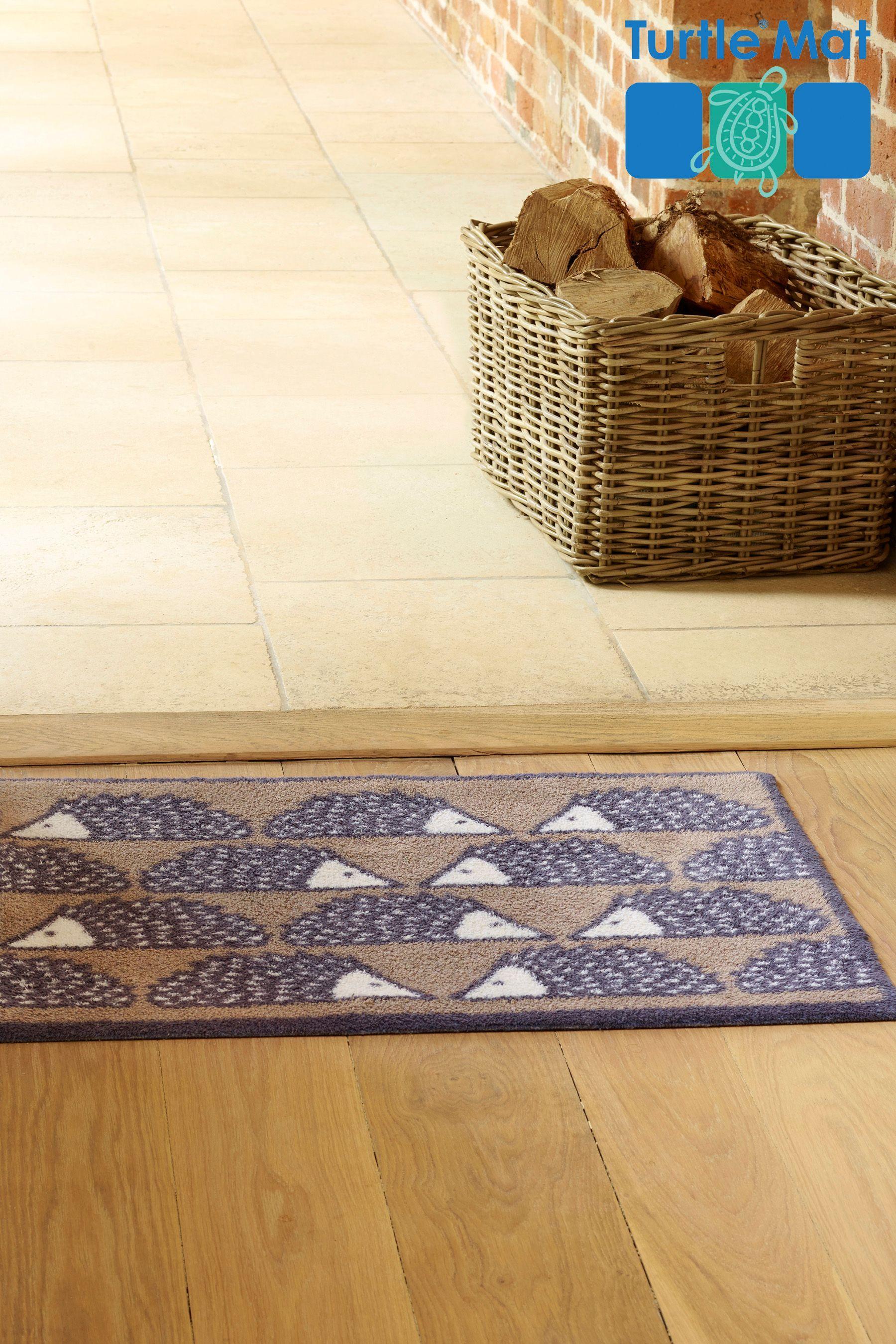 Turtle Mats Dirt Trapper Spike Doormat Grey Kids Rugs Carpet Flooring Carpet
