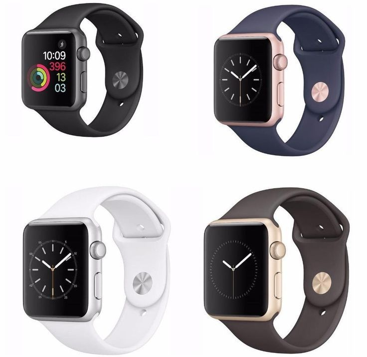 Apple Watch Series 1 38mm Aluminium Case w/ Sports Band