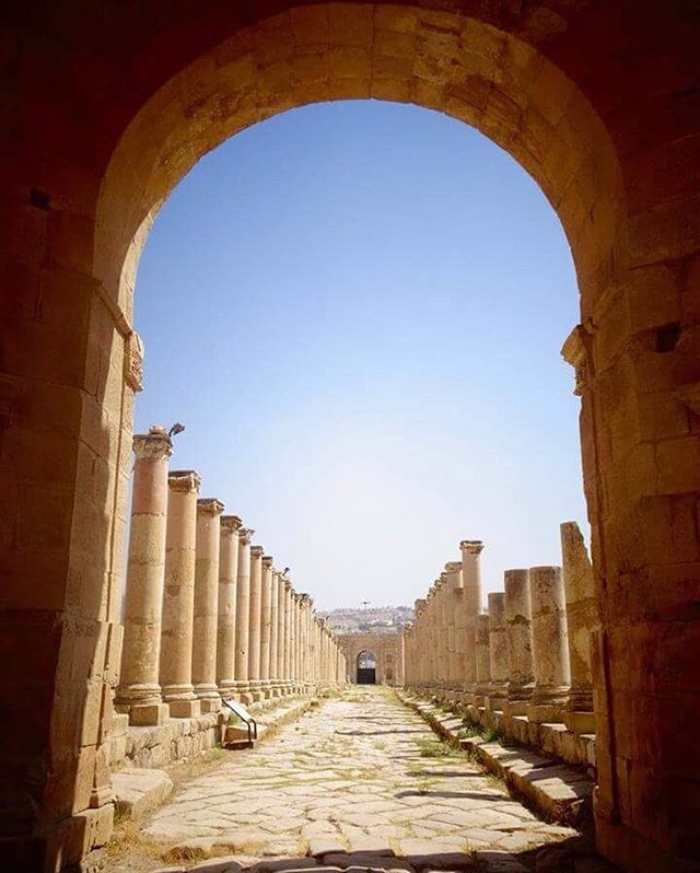 """These Roman ruins have withstood an earthquake and were built almost 2000 years ago! So much history! It boggled my mind, when I was walking around and I had most of the place to myself. This was one of my favorite places in Jordan. #jordan #jerash #history #ruins #traveler #igtravel #instagood #middleeast #beautiful #amazing #amman #traveling #vacation #summer #wanderlust #glt #gltlove #travelphotography #followforfollow  #travel #globetrotter #travelawesome #inspire"" by @travelerandteacheroverseas. #ganpatibappamorya #dilsedesi #aboutlastnight #whatiwore #ganpati #ganeshutsav #ganpatibappa #indianfestival #celebrations #happiness #festivalfashion #festivalstyle #lookbook #pinksuit #anarkali #festivaloutfit #desigirl #nehamalik #model #actor #blogger #instagood #instadaily #instalike #follow #indiangirl #indianfashion #indianbeauty #instalovemakeup #love #me #smile #cute #photooftheday #tbt #followme #girl #beautiful #happy #picoftheday #food #swag #kamuharustau #indozone #indonesia #jakarta #medan #surabaya #bandung #jogja #makassar #bali #aceh #papua #kalimantan #sulawesi #video #indovidgram #selfie #fpi #blond #blonde #balyaj #röfle #kerastasetr #lorealtr #lorael #turkey #kozmetik #korupark #romakuafor #hair #hairstyle #hairvideo #hairstylist #haircut #fashion #gelinsaci #kadın #life #inoa #schwarzkopf #blue #topuz #insta #wiw #instafashion #top #outfit #shoes"