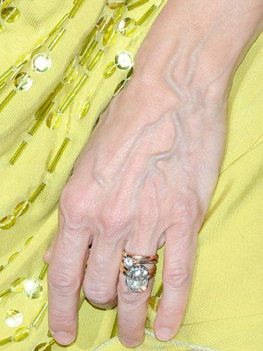 Sarah Jessica Parker S Engagement Ring