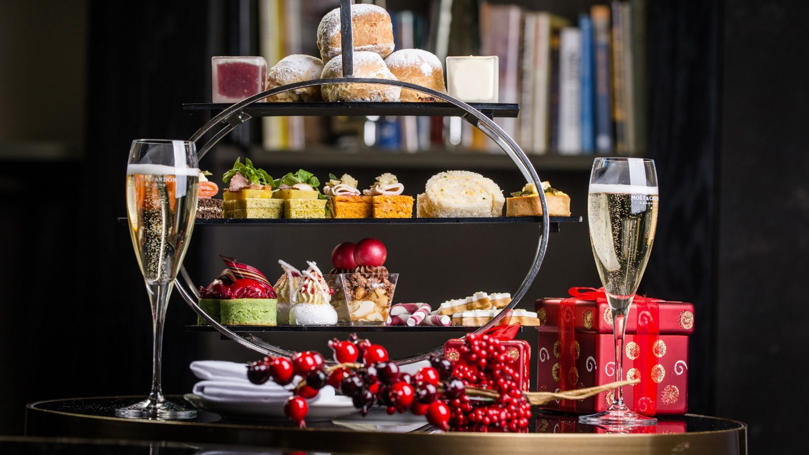 best christmas afternoon tea 2017 The Westin Melbourne
