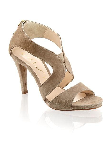 Unisa Yedi - beige - Gratis Versand | Schuhe | Sandalen & Sandaletten | Online Shop | 1322814084