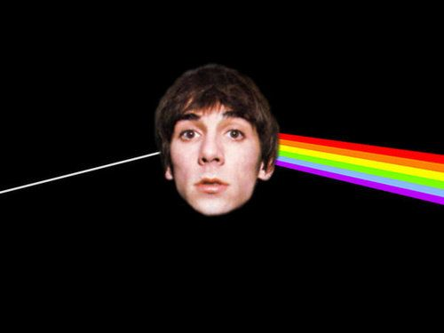 The dark side of the Moon ;)