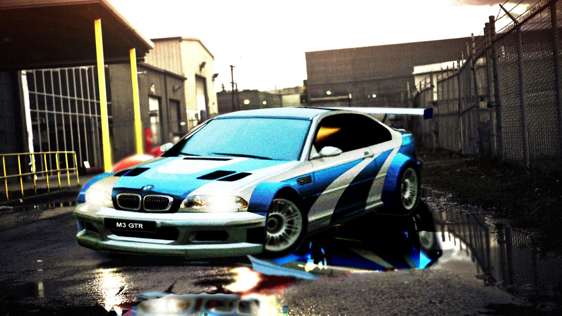 Bmw m3 gtr nfs most wanted wallpaper hd by gothicdiamond99 on