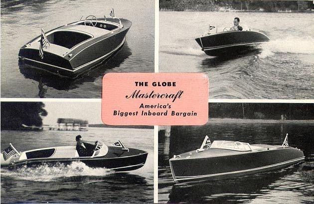 Great vintage boats