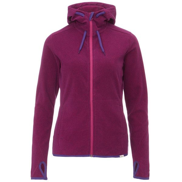Jacket Frilufts FleecejackeOutdoor Stierva Hooded Fleece JlKcF1