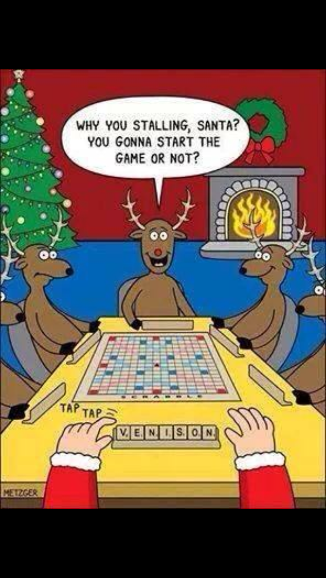 Idea by Chuck Gue on Deer Christmas humor, Christmas