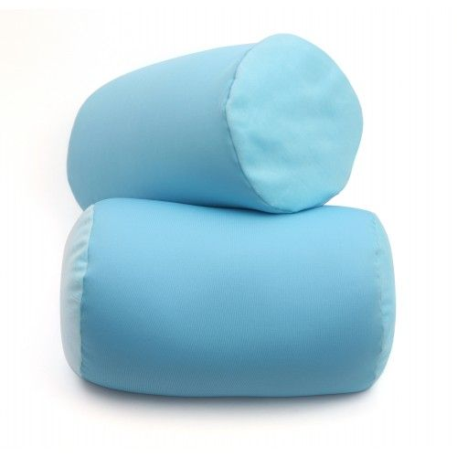 Mooshi Squish Pillow Microbead Roll Bolster Squish