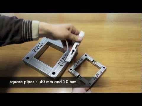 Square Steel Tube Frame Youtube Tube Laser Steel