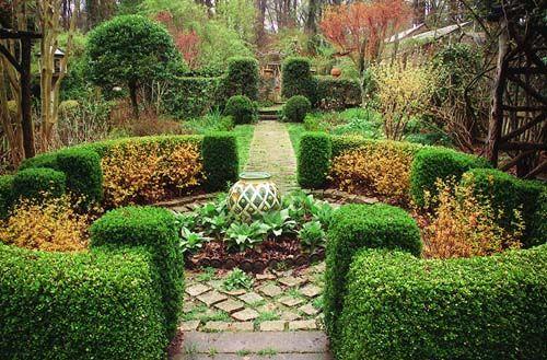 Ryan Gainey The Garden Of Poetry And Prose Decatur Georgia Atlanta Botanical Garden Garden Images Cottage Garden