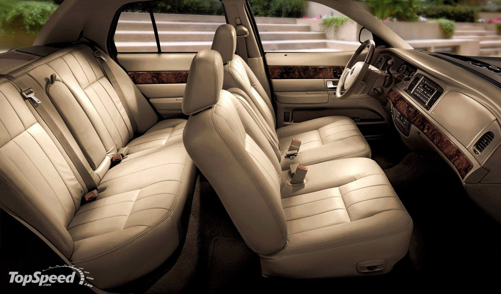 Astonishing 2007 Mercury Grand Marquis Luxury Interior Leather Uwap Interior Chair Design Uwaporg
