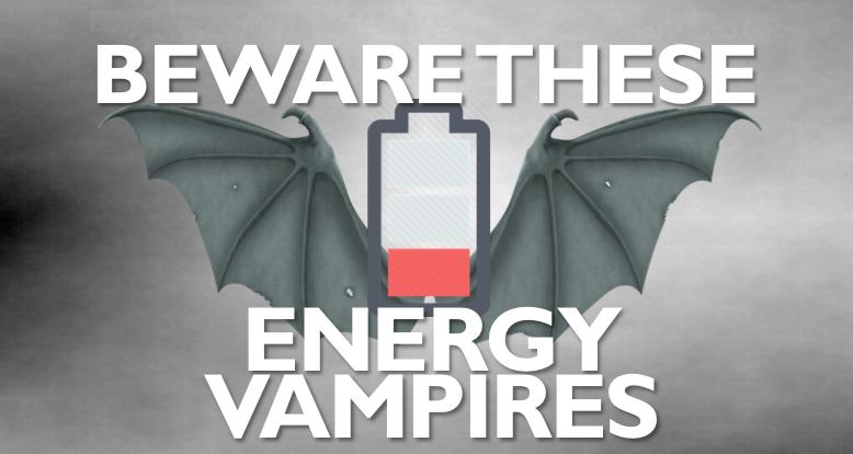 Classic Energy Vampires