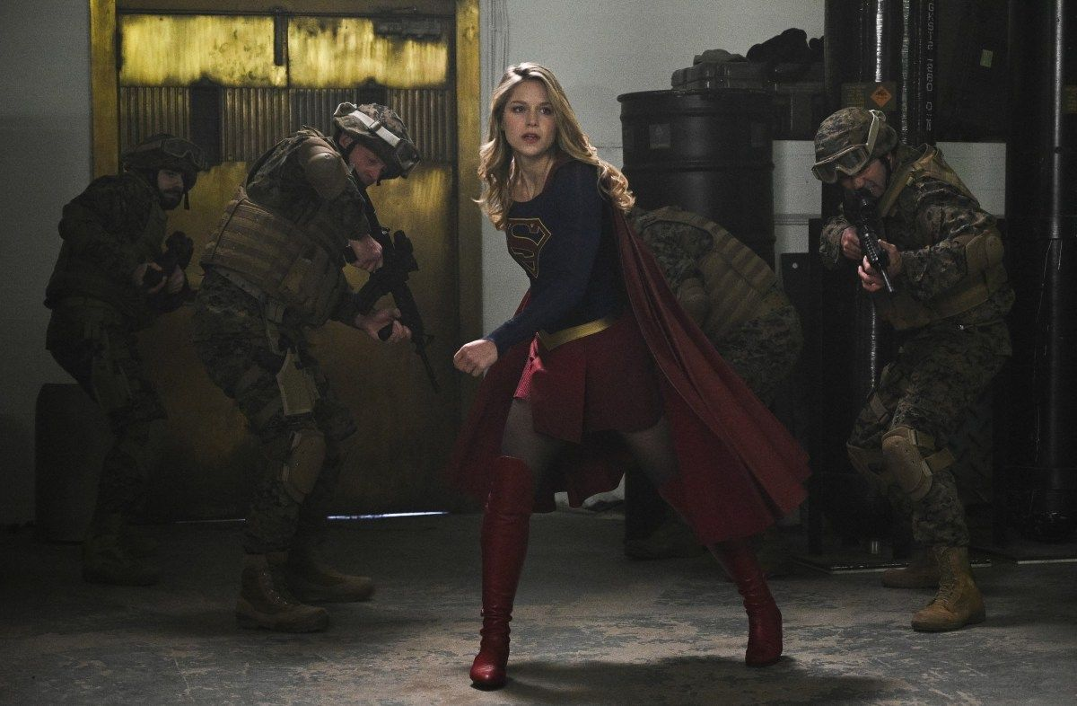 Watch The Promo For SUPERGIRL Season 4, Episode 14 – Stand And