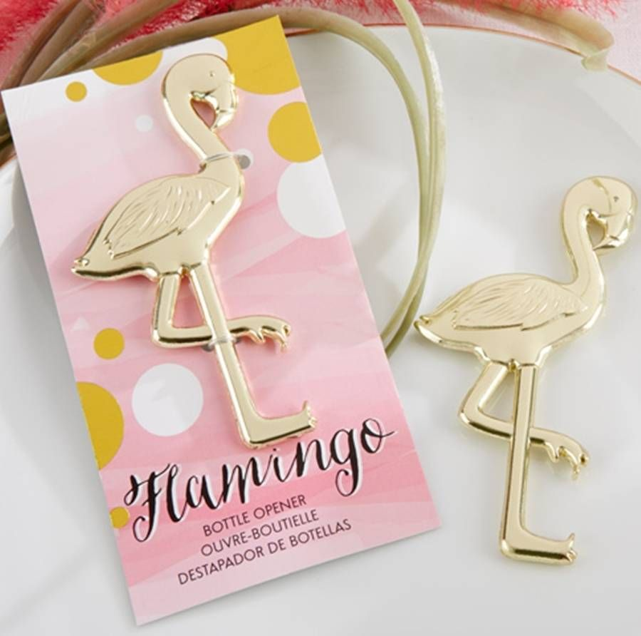 Fancy And Feathered\' Flamingo Bottle Opener | Bottle opener ...