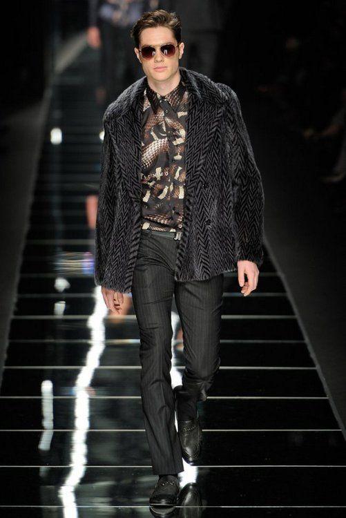 John Richnond Pea Coats Fall/Winter 2012-2013 #mode #style #fashion #goodlife #fastlife #lifestyle #gentleman #luxury #rich #brands