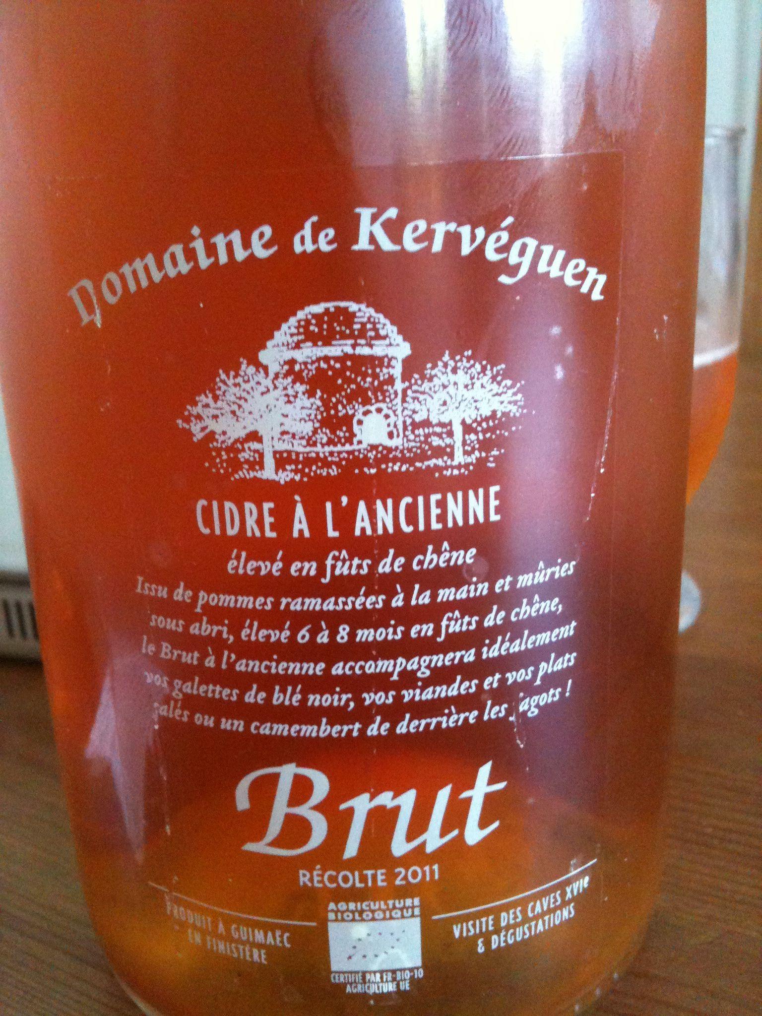 Eric Baron Cuvee Carpe Diem Fournisseur Officiel De L Elysee Cidre Breton Cidre Breton Cidre Ble Noir