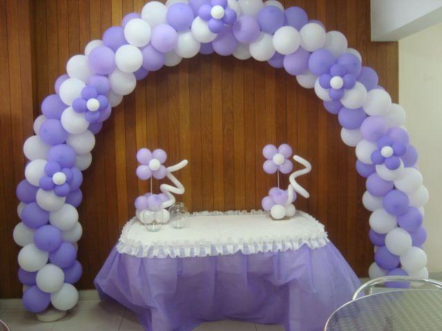 Baloes Na Decoracao Decoracao Festa Decoracao Com Bexigas