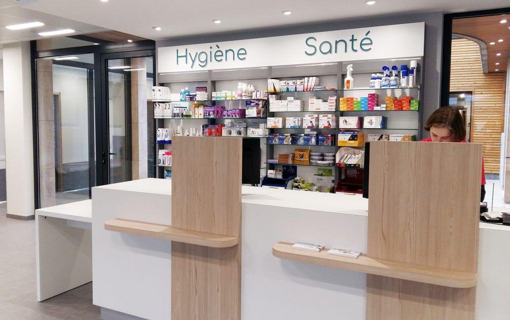 Banque D Accueil Pour Tous Par Jcd Agencement Clinique Veterinaire Banque D Accueil Clinique