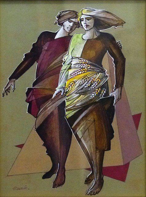 Carmelo Conte alla Temporary First Gallery - Brindisi | Brundarte